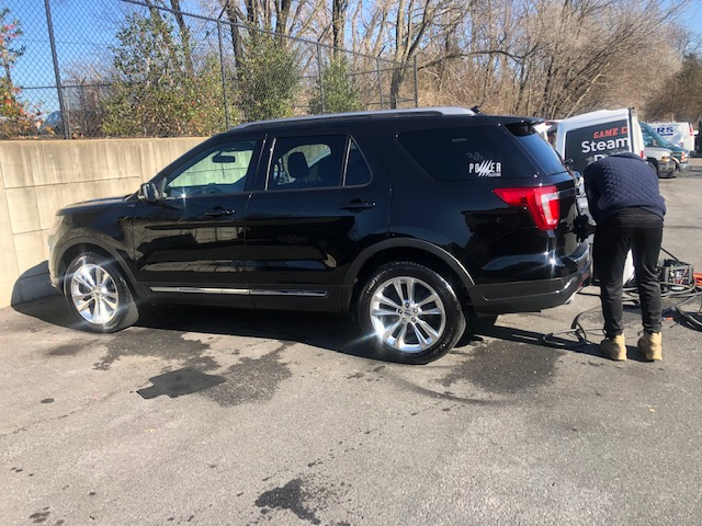 auto steam cleaning Bowie MD