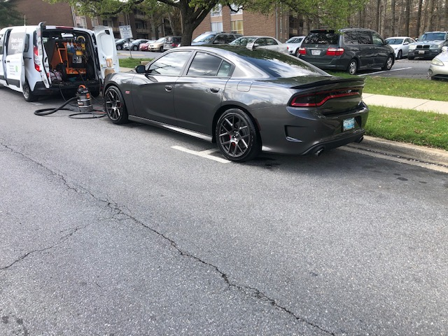auto steam cleaning Wheaton MD