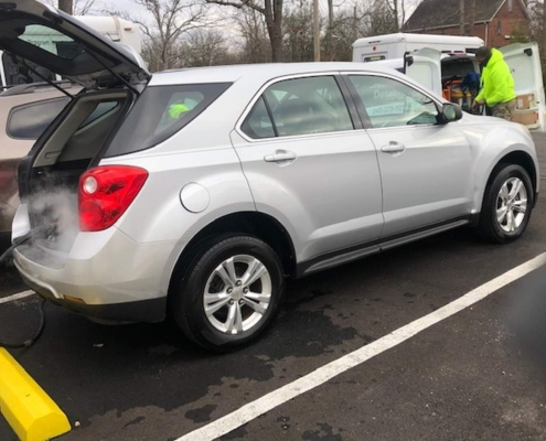 auto interior cleaner Chevy Chase MD